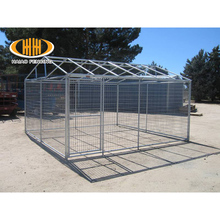 Factory outdoor large dog kennel for dog run fence panels