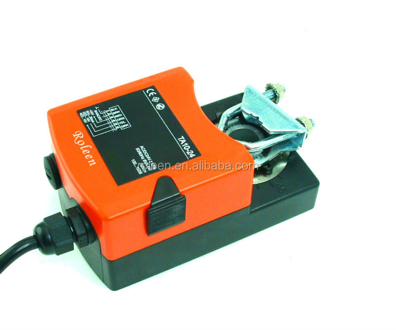TD/TA-06/10 Series On-off or Modulating Damper Actuator