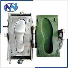 New type single color single density PU sandal shoes Mould, pu slipper mould. pu footwear mould
