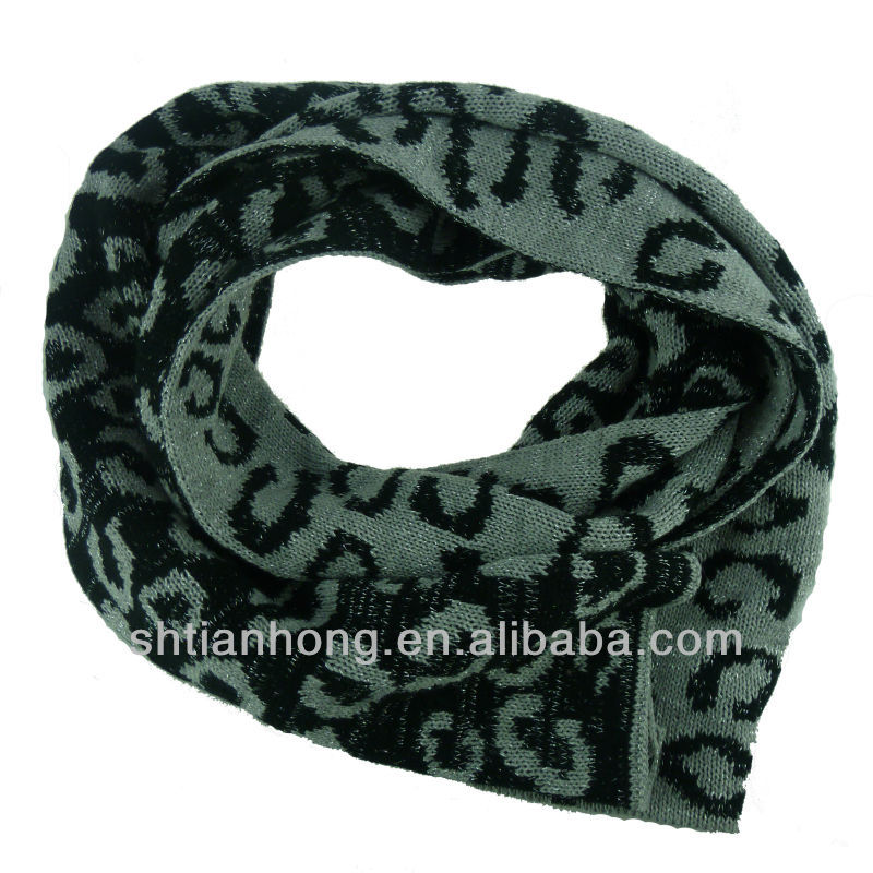 fancy winter knit italian scarf manufacturers