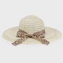 High Quanlity PP Wide Brim Floppy Straw Hat For Summer Beach