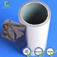 High Quality Plastic 160micron Black and White Stretch Film