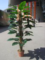 2016 China Wholesale 5 feet Artificial Plants Cheap Fake Plants