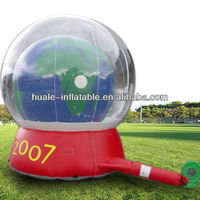 Special design inflatable advertising foil balloon