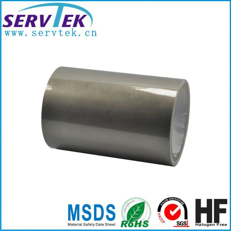 Elecric Conductive Adhesive Aluminum Pet Foil Pvc For Flexible Duct Tape