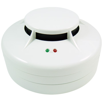 24V Conventional Photoelectric Smoke Detector with CE approval