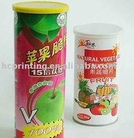 full printing cylinder potato chips box