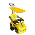Top Sale Baby Push & Pedal Ride On Car With 360 Degree Easy Steering Wheels