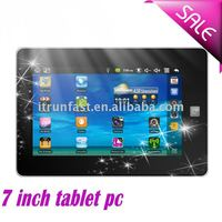 7 inch mobile phone Cheap Google android tablet pc