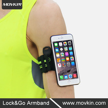Lock&Go Mobile phone accessories sport armband for cellphone universal by MOVKIN