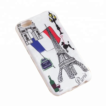Factory price transparent tpu custom carton phone shell water paste case for huawei p9 lite waterproof case