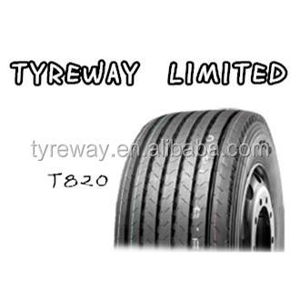 Leao radial truck tire 385/55R19.5 435/50R19.5 445/45R19.5