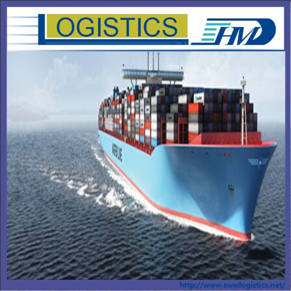 Container sea shipping service from Shanghai Ningbo China to Malaysia