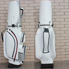 New hot design pu go caddy golf
