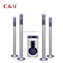 CY 505 5.1 CH Hifi home theatre surround sound speaker stereo system tower speaker with bluetooth FM radio party office use