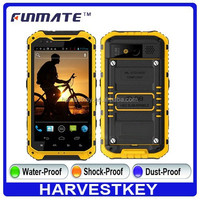 4.3 inch A9 rugged mobile phone waterproof IP68 android 4.4 waterproof phone outdoor mobile phone