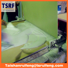 Natural gypsum-- gypsum board manufacturing machine