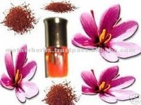 Suppliers of Natural Saffron Essential Oil