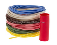 Flame retardant colored soft PVC insulating cable sleeve
