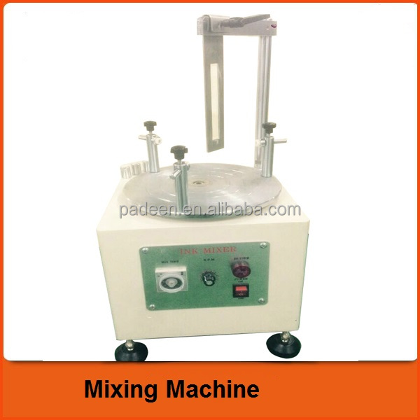 High speed printing ink mixer | printing ink making machine