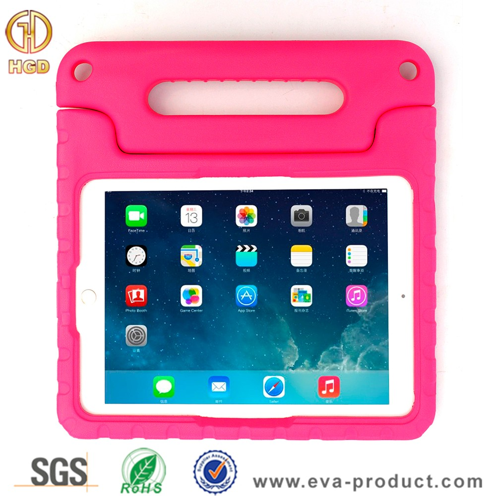 2016 Newest eva foam protective kids case for ipad pro 9.7 inch case