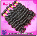 2014 Alibaba in Spanish hot sale hair bundles without processed mink Brazilian hair for cheap