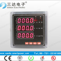 Digital Panel Factory Multifunction Power Meter