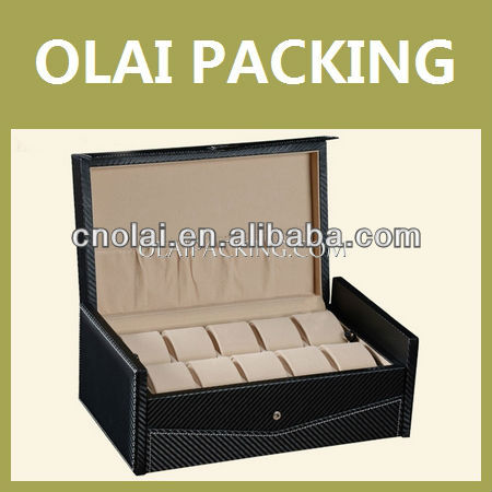High-grade China Wood Watch Winding Box