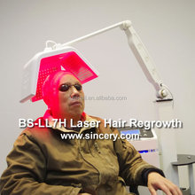 2014 newest Hair loss treatment New Diode Laser Hair Regrowth machine laser china hair loss treatment