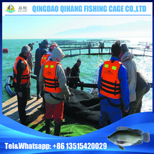 Aquaculture Floating HDPE Farming Fish Cage