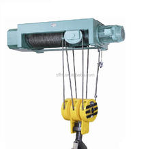 Electric Truck Hoist Winch, Wire Rope Electric Hoist