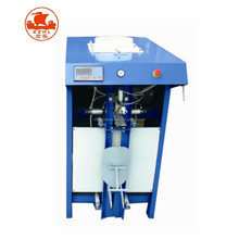 bleaching powder cement bag packer packing machine