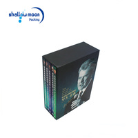 movie DVD Box Sets and paper cd box set package supplier