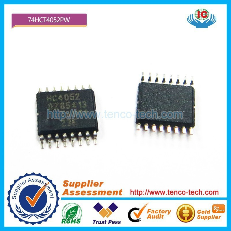 network ic for mobile IC, 74HCT4052PW