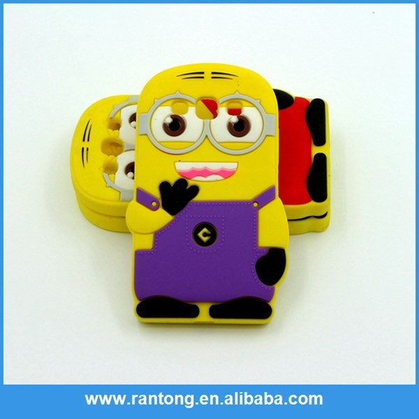 wholesale minion case cover for samsung galaxy s5 i9600,many models