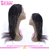 Best Selling Items Lace Front Wig Fashionable Cheap Braided Wigs For Black Women