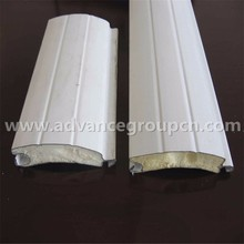 39mm aluminum foam slats for roller shutter