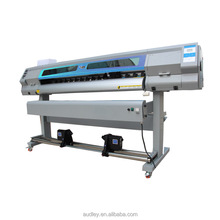 1.6m Continuous Small industrial inkjet printer with one DX5 or DX7 print head
