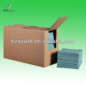 Nonwoven Spunlace Industrial Cotton Wiping Rags