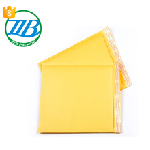 alibaba china kraft paper padded envelopes custom logo printed air bubble