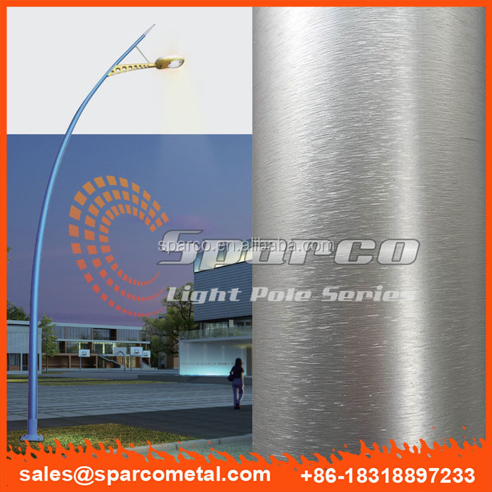 outdoor furniture fluorescent light pole anchor bolts