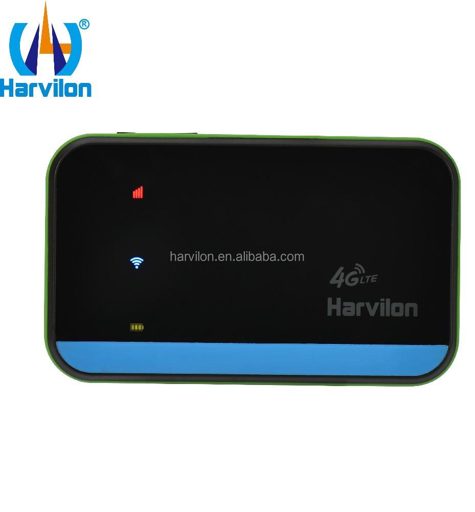 Newest Version 150M 4G Wifi Module Hotspot 4G Pocket Wireless Router with 3000mAh Battery