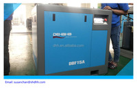 15HP Screw Compressed Air System with Air Dryer and Line filter Screw Air Compressors Factory Supply Direct
