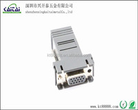 RS232 to RJ45 connector,DB9 m,DVI and vga adapter