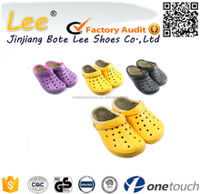 men and women winter bedroom slippers winter clogs eva sandals