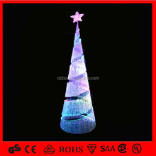 new products pyramid decorative christmas lights