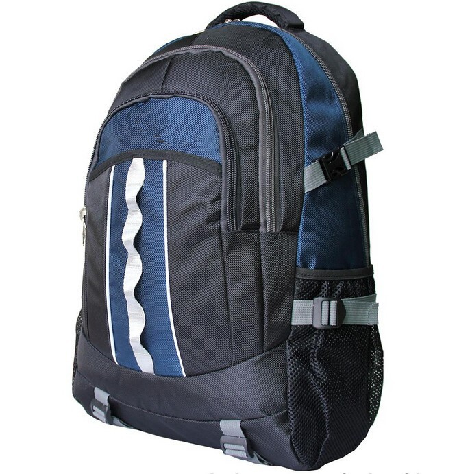 1680D promotional used backpack bags school bags