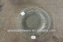 tempered glass underplate