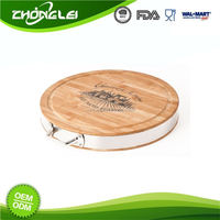 OEM Highest Level Advantage Price Bamboo Butcher Chopping Board