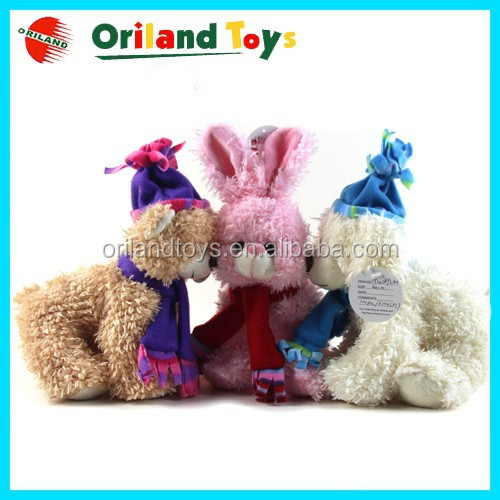 Promotional custom cheap funny stuffed plush riding animal toy